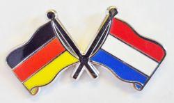 Duitsland-Nederland pin